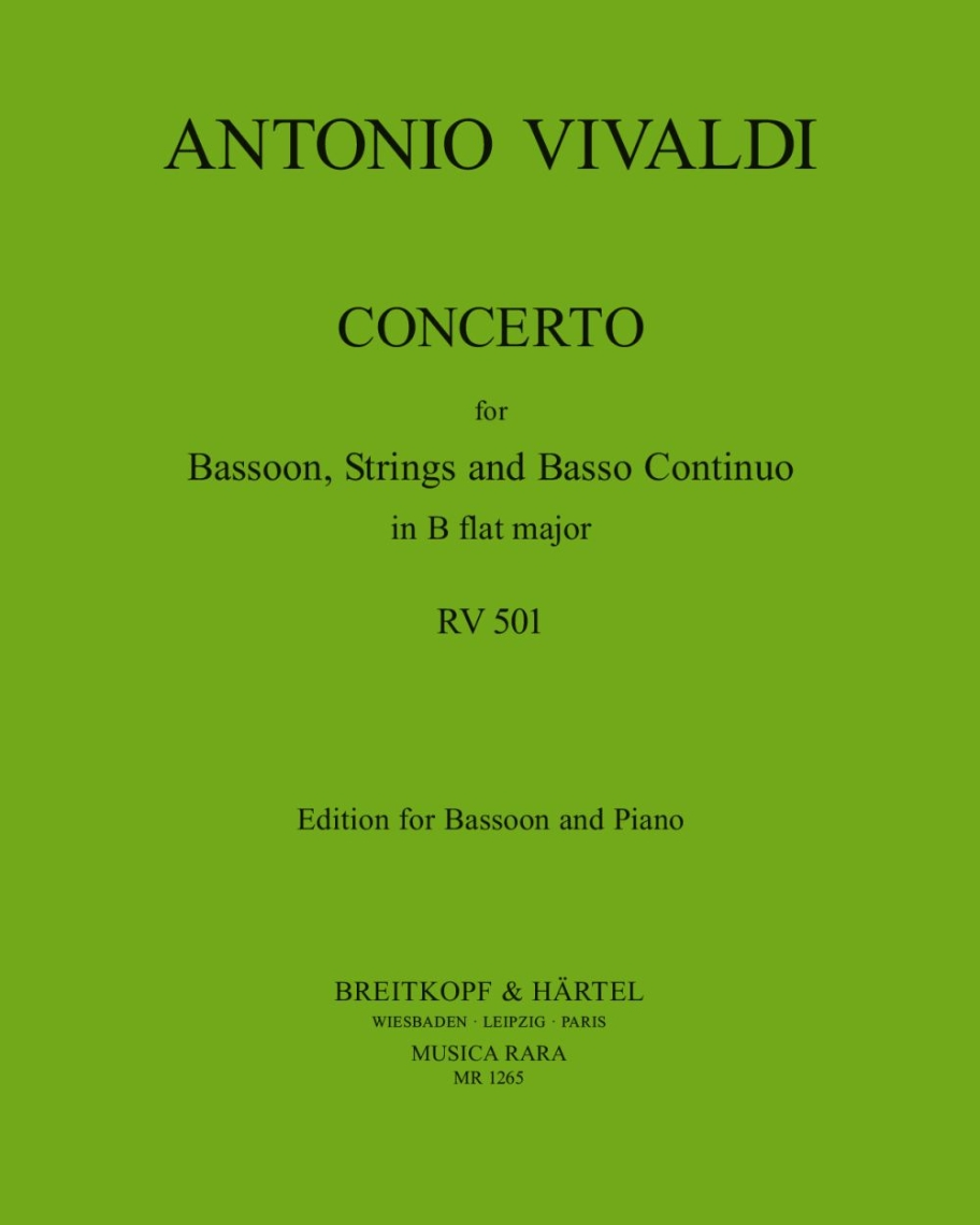 Concerto in B-dur RV 501 (P 401)