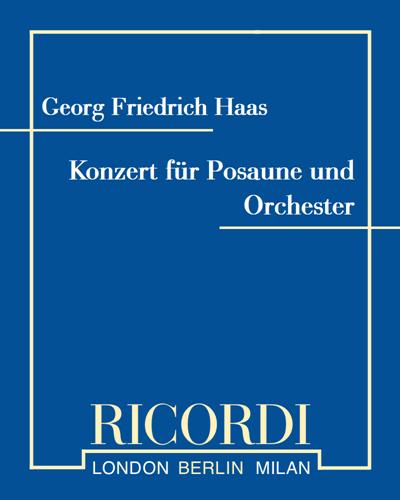 Konzert für Posaune und Orchester