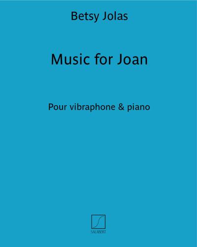 Music for Joan