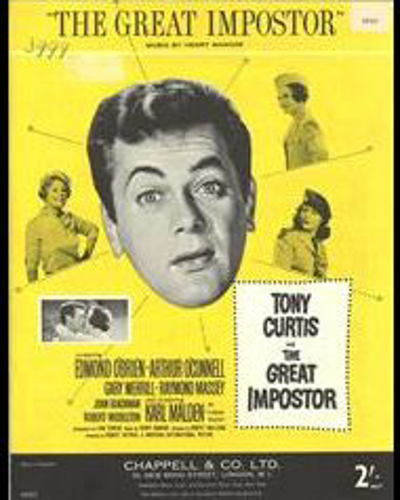 """The Great Impostor (from """"The Great Impostor"""")"""