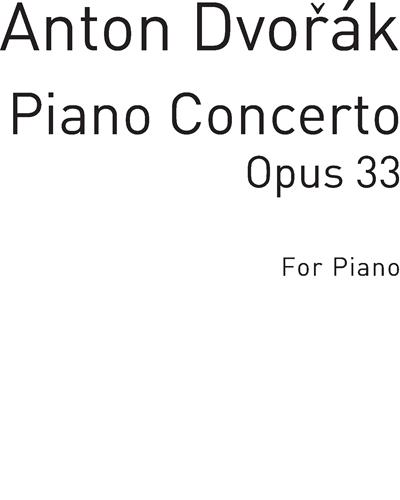 Piano Concerto Op. 33