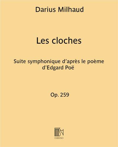 Les cloches Op. 259
