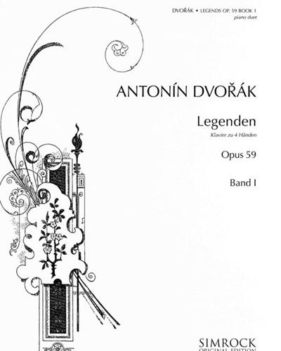 Legends, op. 59 Vol. 1