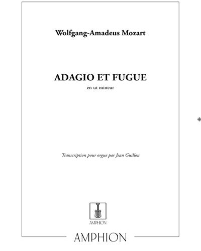 Adagio et Fugue en ut mineur