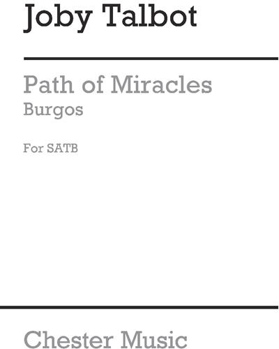 "Burgos No. 2 (from ""Path of Miracles"")"