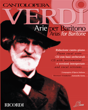 Arie per baritono Vol. 1