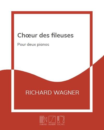 """Chœur des fileuses (du """"Vaisseau Fantôme"""")"""