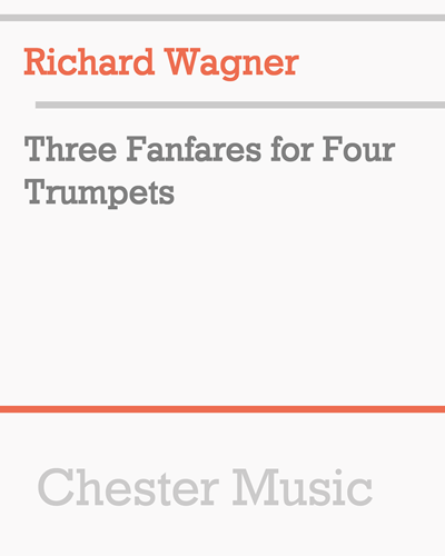 Three Fanfares for Four Trumpets