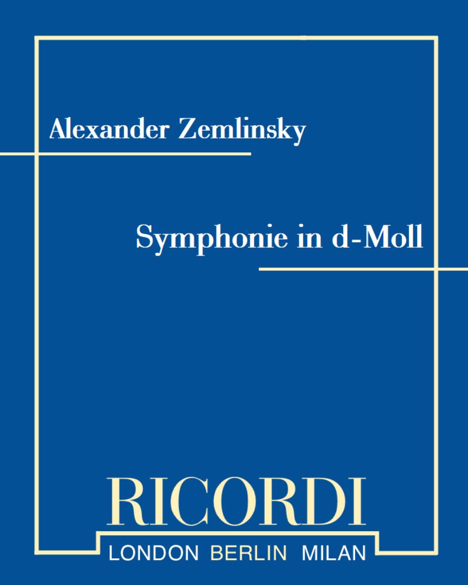 Symphonie in d-Moll