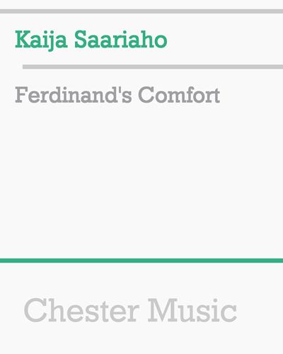 Ferdinand's Comfort