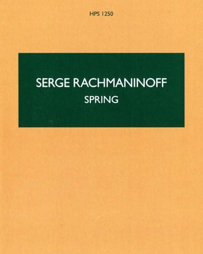 Spring, op. 20