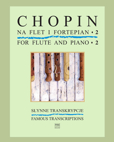 Chopin for Flute and Piano, Book 2
