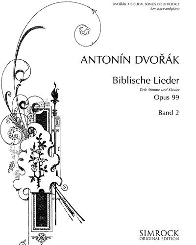 Biblical Songs, op. 99 Band 2