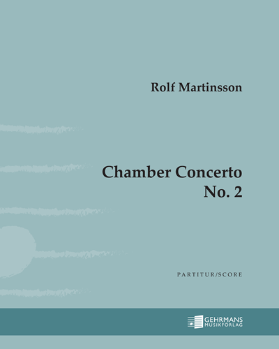 Chamber Concerto No. 2
