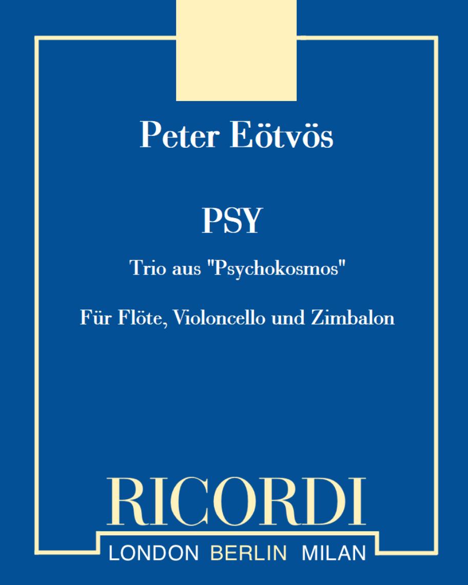 PSY - Für Flöte, Violoncello und Zimbalon