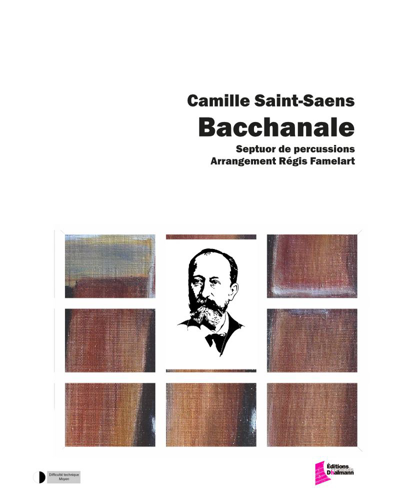 """Bacchanale (extrait de """"Samson et Dalilah"""")"""