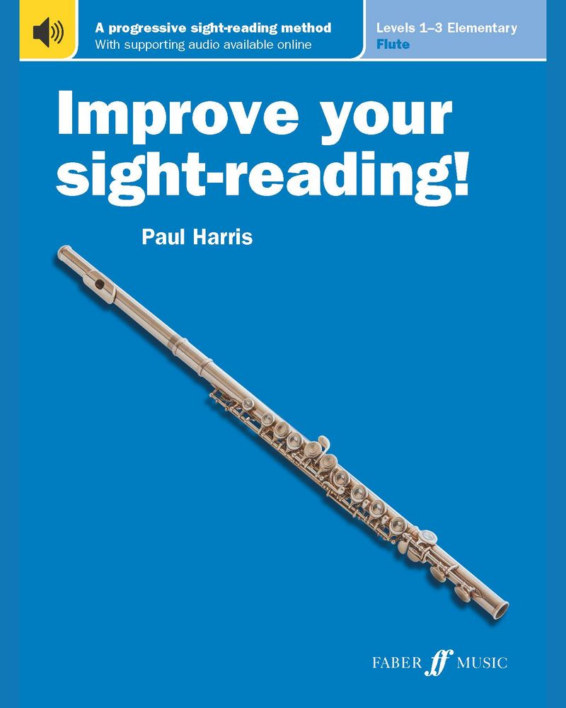 Improve your sight-reading! Flute Levels 1-3