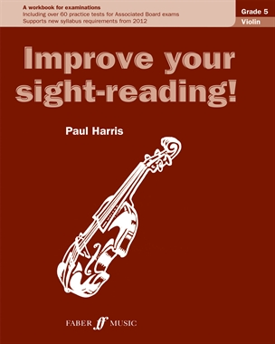 Improve Your Sight-Reading Violin: Grade 5 Extra Stage