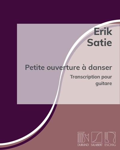 Petite ouverture à danser (Gymnopédie n. 1, Gnossiennes n. 1, 2, 3, 4 & 5)