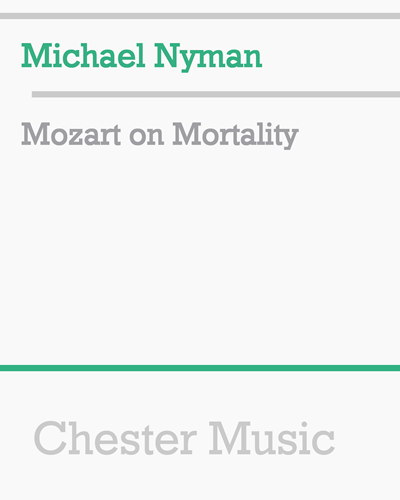 Mozart on Mortality