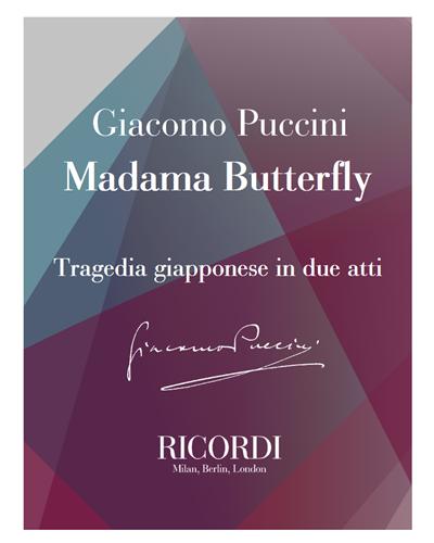 Madama Butterfly - Versione 1904