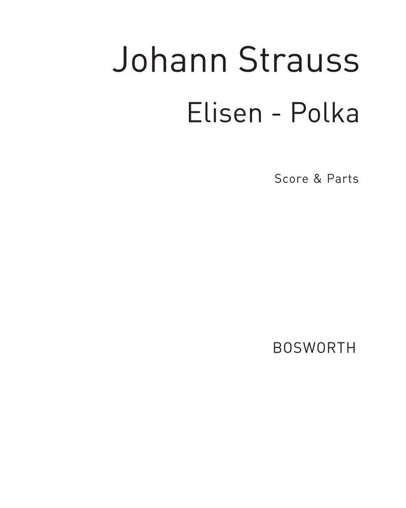 Elisen-Polka, Op. 151