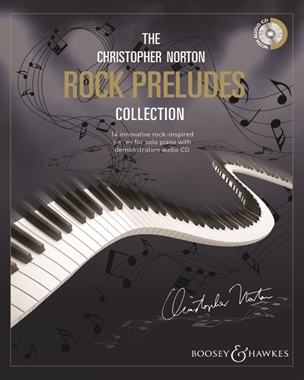Rock Preludes Collection for Piano