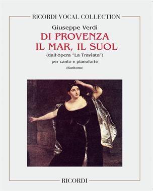 """Di provenza il mar, il suol (dall'opera """"La Traviata"""")"""
