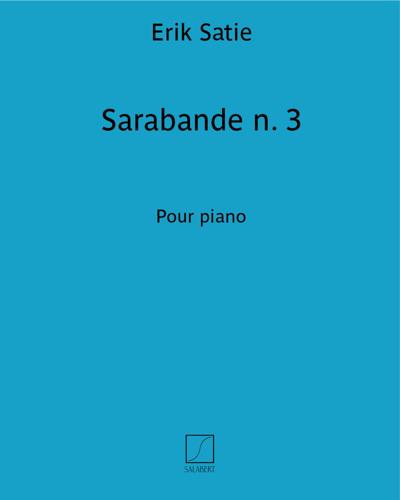 Sarabande n. 3