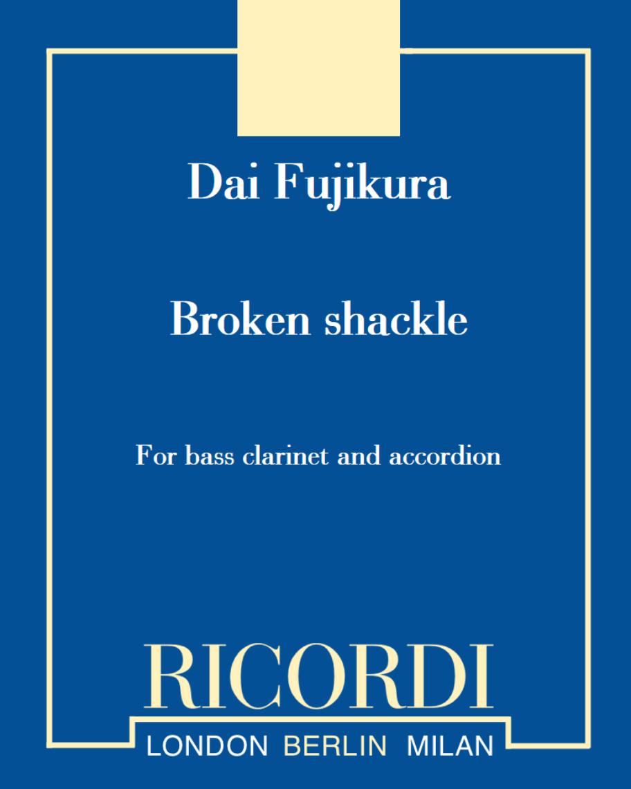 Broken shackle