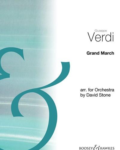 "Grand March (from ""Aida""), Grade C"