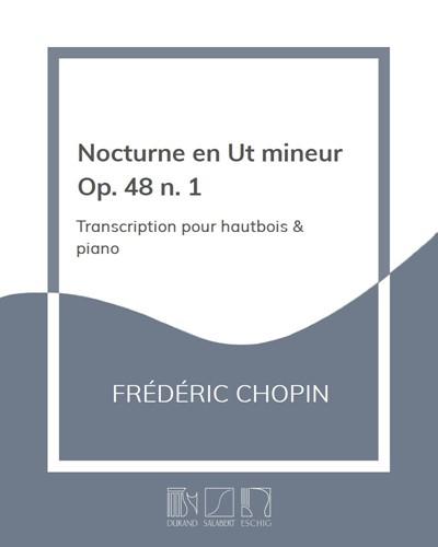 Nocturne en Ut mineur Op. 48 n. 1
