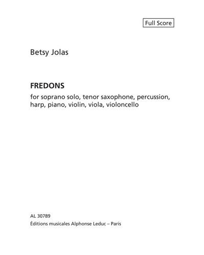 Fredons
