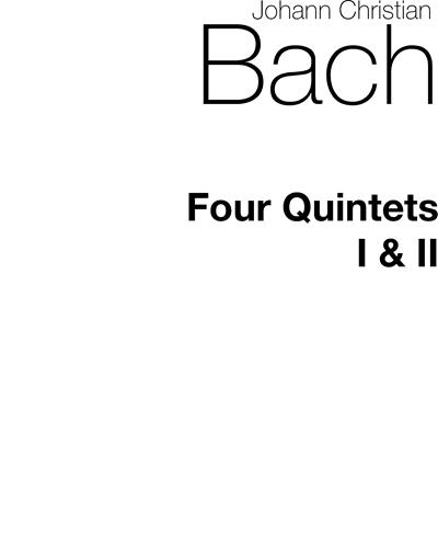 Four Quintets III & IV
