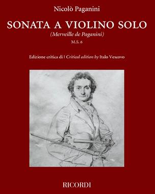 Sonata a violino solo M.S. 6