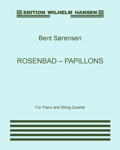 Rosenbad – Papillons