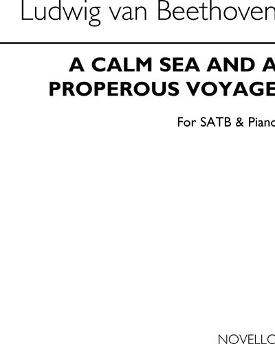 A Calm Sea and a Prosperous Voyage Op. 112