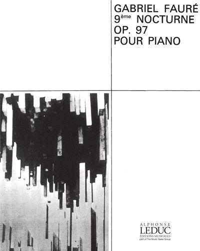 Nocturne No. 9 Op. 97