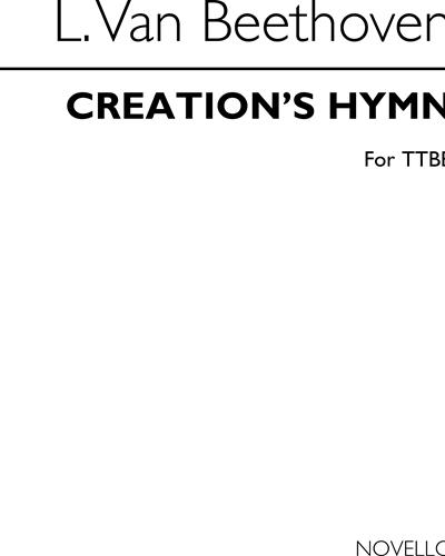 Creation's Hymn No. 330