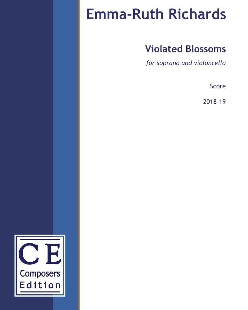 Violated Blossoms