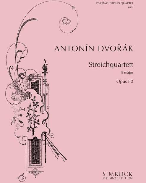 String Quartet in E, op. 80