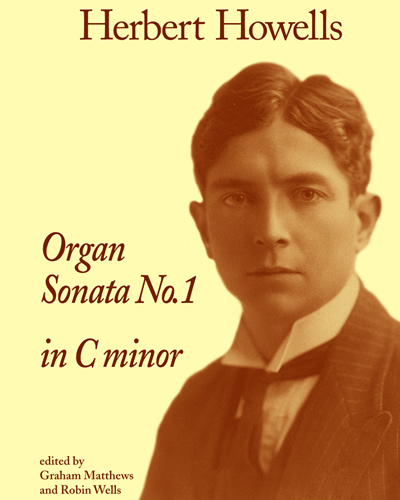 Organ Sonata No.1 In C minor
