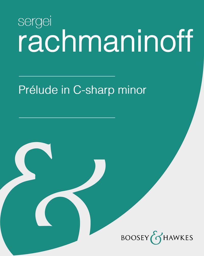 Prélude in C-sharp minor