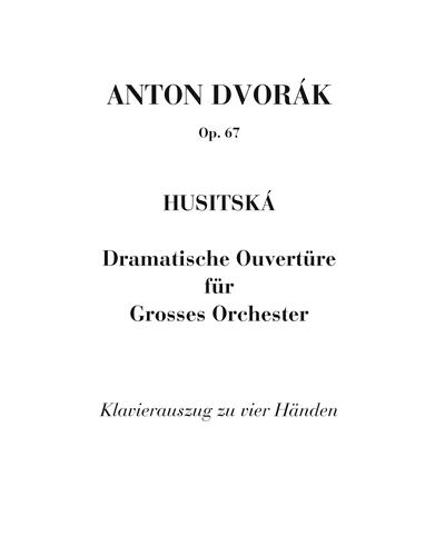 Husitská Op. 67