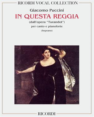 """In Questa Reggia (dall'opera """"Turandot"""")"""