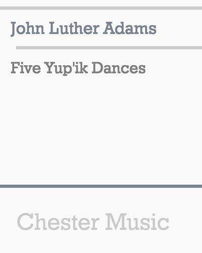 Five Yup'ik Dances