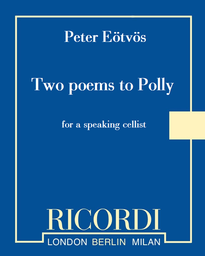 Two poems to Polly