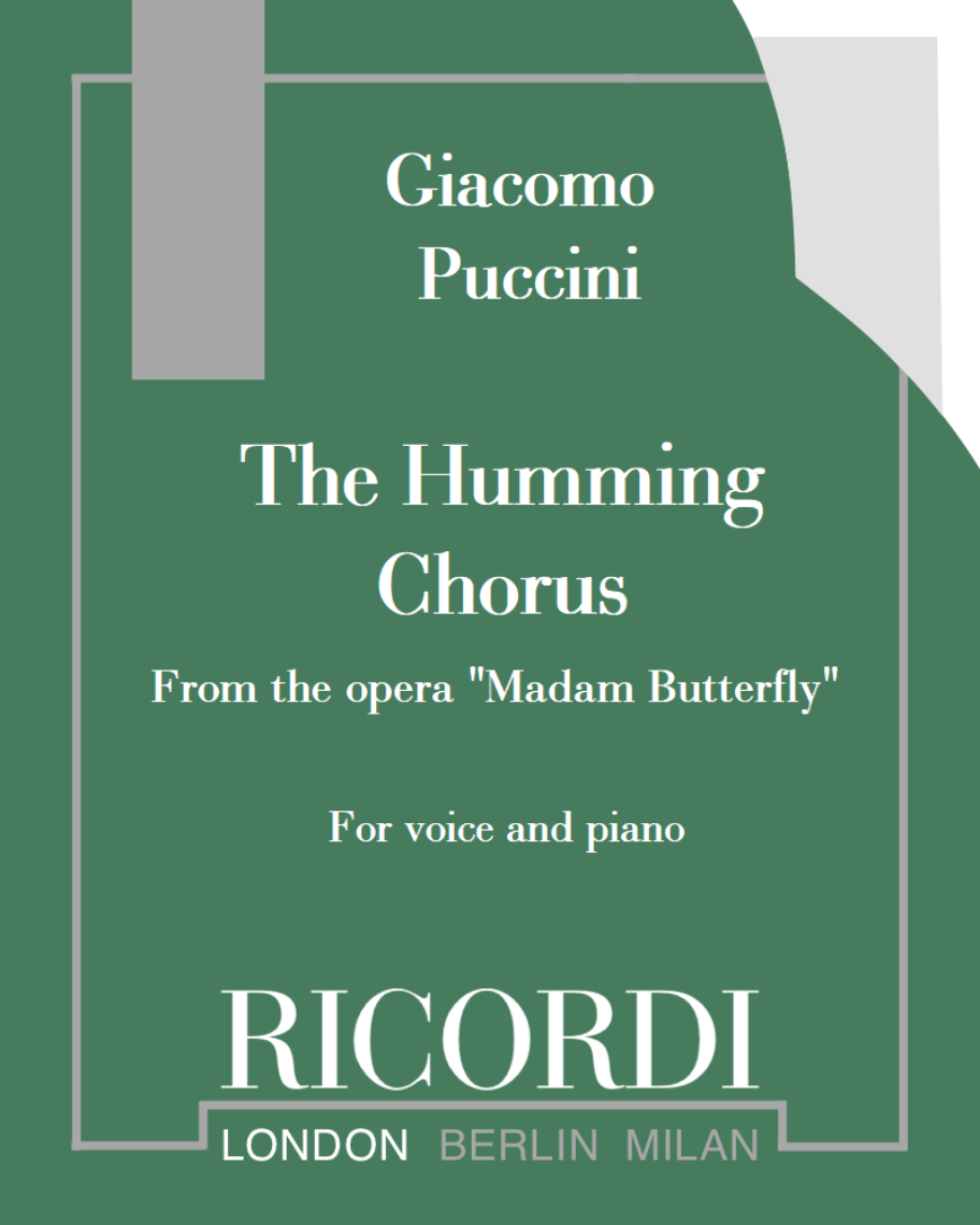 "The Humming Chorus (from ""Madam Butterfly"")"