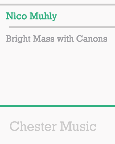 Bright Mass with Canons