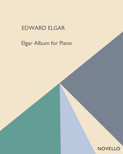 Elgar Album for Piano
